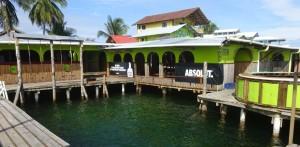 043_0064 Panama - Bocas del Toro - Isla Carenero - Aqua Lounge