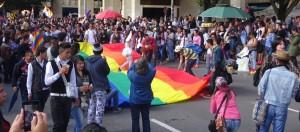 047_0072 Colombia - Bogota - Gayparade