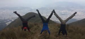 066_0089 Ecuador - Quito - Volcan Cumbre Rucu Pichincha