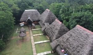 067_0023 Ecuador - Guyabena Regenwald - Caiman Lodge