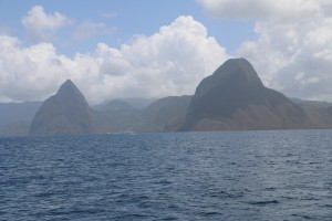 035_0002 St.Lucia - Pitons