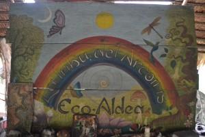 101 0076 Peru - Iquitos - Arco Iris