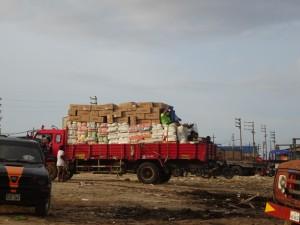 103 0003 Peru - Bootsfahrt Iquitos nach Yurimaguas