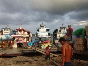 103 0004 Peru - Bootsfahrt Iquitos nach Yurimaguas