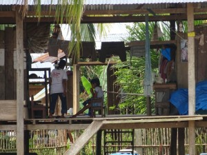 103 0042 Peru - Bootsfahrt Iquitos nach Yurimaguas