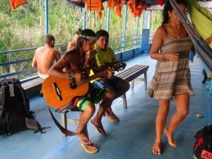 103 0086 Peru - Bootsfahrt Iquitos nach Yurimaguas