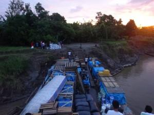 103 0101 Peru - Bootsfahrt Iquitos nach Yurimaguas