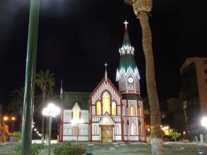 108 0093 Chile - Arica