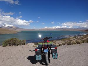 108 0143 Chile - Parque Nacional Lauca - Lago Chungara