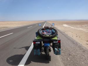109 0014 Chile - Fahrt nach Iquique