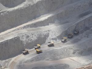 110 0037 Chile - Calama - Kupfermiene Chuquicamata