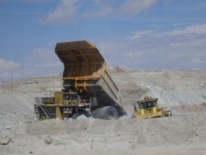 110 0047 Chile - Calama - Kupfermiene Chuquicamata