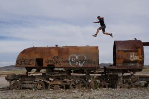 112 0232 Chile - Atacama Tour - Cementario de Trenes