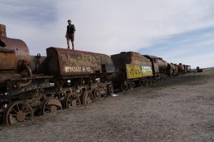 112 0238 Chile - Atacama Tour - Cementario de Trenes