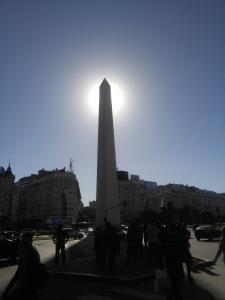 117 0004 Argentina - Buenos Aires - Obelisco