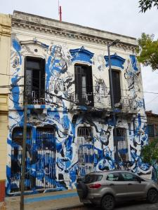 117 0072 Argentina - Buenos Aires - La Boca