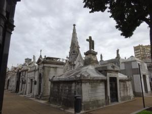 117 0151 Argentina - Buenos Aires - Cementerio Recoleta