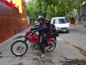 118 0046 Argentina - Mendoza - Motorradausflug nach Uspallata