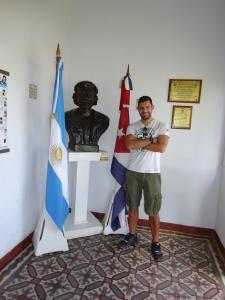 119 0070 Argentina - Alta Gracia - Casa del Che