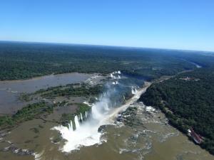 120 0147 Brasil - Poz Iguazu - Heliflug
