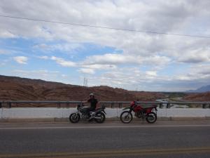 125 0057 Argentina - San Juan - Ruta de los lagos
