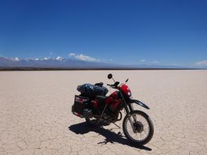 126 0042 Argentina - Barreal