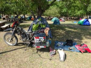129 0028 Argentina - Jujuy - El Carmen Camping