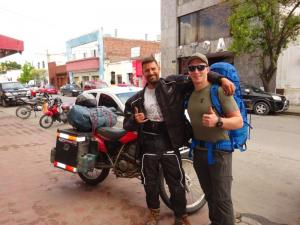 129 0074 Argentina - Salta - Backpackers Suites