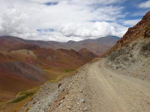 130 0063 Argentina - Salta - Fahrt nach Utopia