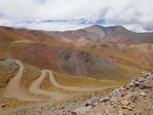 130 0065 Argentina - Salta - Fahrt nach Utopia