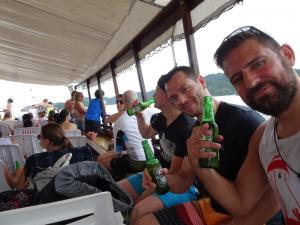136 0030 Brasil - Paraty - Partyboat