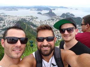 137 0069 Brasil - Rio - Cristo