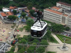 137 0136 Brasil - Rio - Pao de Acucar