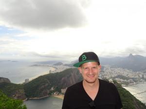 137 0176 Brasil - Rio - Pao de Acucar