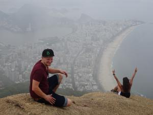 137 0258 Brasil - Rio - Dois Irmaos