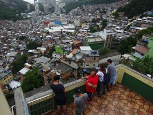 137 0370 Brasil - Rio - Rocinha
