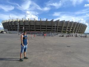 139 0014 Brasil - Belo Horizonte - Estadio