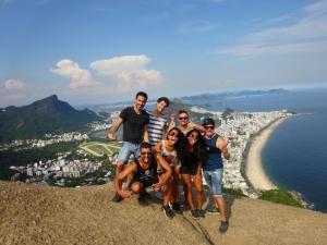 140 0045 Brasil - Rio - Dois Irmaos