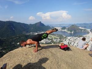 140 0060 Brasil - Rio - Dois Irmaos
