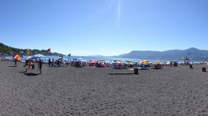 144 0114 Chile - Lago Villarrica - Pucon