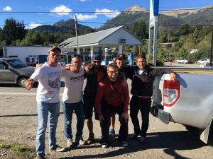 145 0078 Argentina - Villa Angostura - Motocross Weltcup
