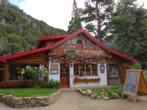 146 0024 Argentina - Bariloche - Colonia Suiza