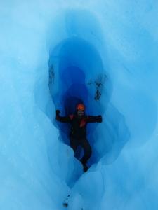 147 0127 Chile - Puerto Rio Tranquilo - Glaciar Exploradores