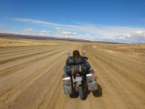 148 0026 Argentina - Fahrt nach Calafate