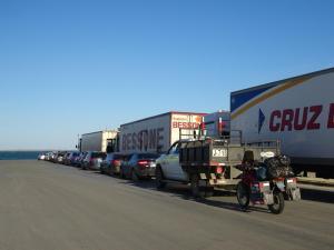 148 0121 Chile - Fahrt nach Tierra del Fuego