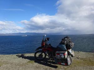 148 0310 Argentina - Ushuaia - Playa Larga
