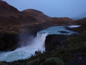 150 0045 Chile - PN Torres del Paine - Salto Grande