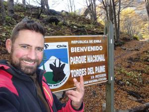 150 0117 Chile - PN Torres del Paine