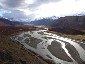151 0044 Argentina - El Chalten - Wanderung Fitz Roy