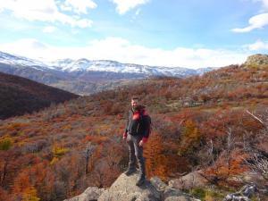 151 0052 Argentina - El Chalten - Wanderung Fitz Roy